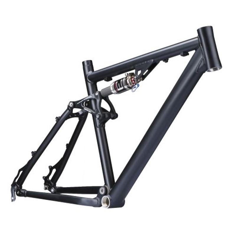 xc mtb fully rahmen 120mm ohne d mpfer 419 90 bobs bike. Black Bedroom Furniture Sets. Home Design Ideas
