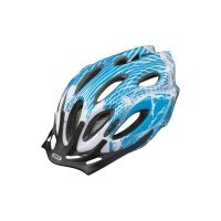 ABUS Aduro Helm electric blue