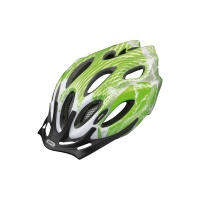 ABUS Aduro Helm electric green