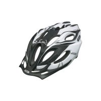 ABUS Aduro Helm white black