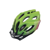 ABUS Arica Helm green flower