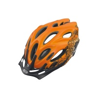 ABUS Arica Helm orange flower
