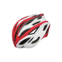 ABUS In-Vizz Helm race red