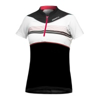 CRAFT Active Bike Loose Fit Jersey Women Bikeshirt black
