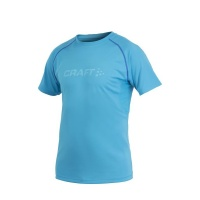 Craft Active Run Tee Laufshirt ocean 1902497-2339