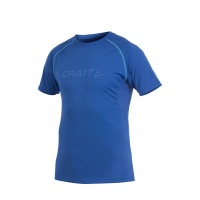 Craft Active Run Tee Laufshirt royal 1902497-2345