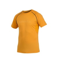 Craft Active Run Tee Laufshirt tiger 1902497-2560