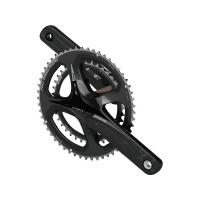 FSA K-Force 386 ABS Evo Kettenradgarnitur Carbon/schwarz...