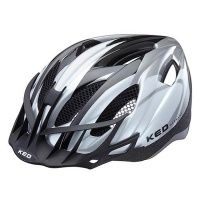 KED City Helm black silver