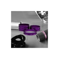 Pop-Products AHead Spacer 1 1/8 violett
