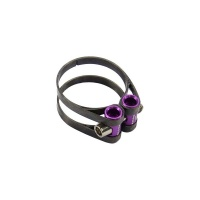 Pop-Products SeatpostClamp violett