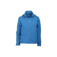 Pro-X Thira Softshelljacke Damen Sea Blue
