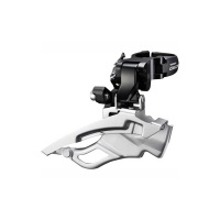 Shimano FD-T661 Deore Downswing Umwerfer 3x10 silber