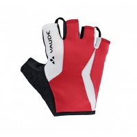 VAUDE Mens Advanced Gloves red