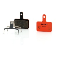 XLC BP-O07 Brake Pads orange Tektro Auriga