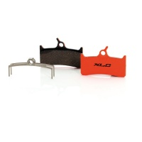 XLC BP-O10 Brake Pads orange Shimano, Grimeca