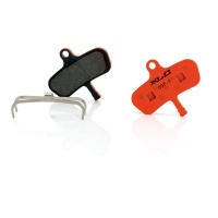 XLC BP-O15 Brake Pads orange Avid Code